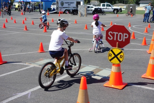 SLO Bike Rodeo