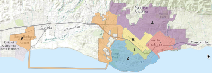 District 4 is large, well educated and affluent